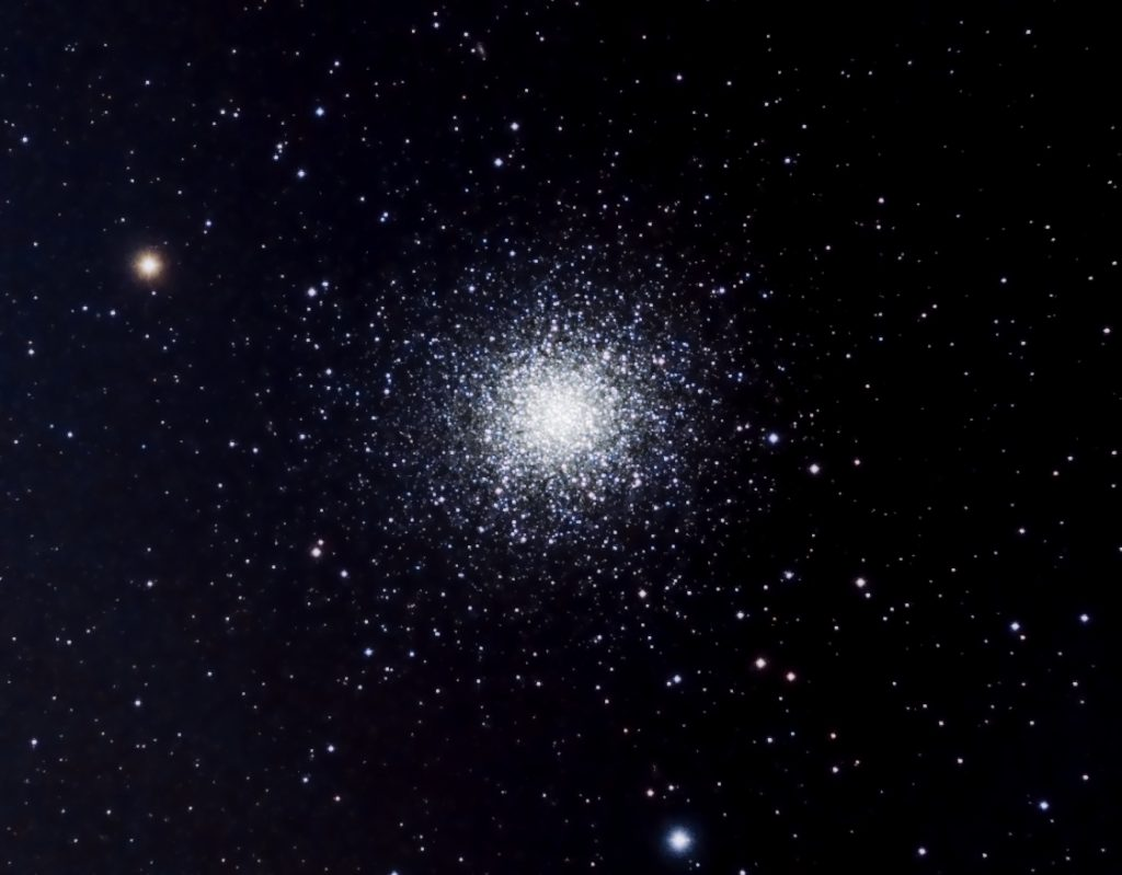 M13: Great Globular Cluster in Hercules